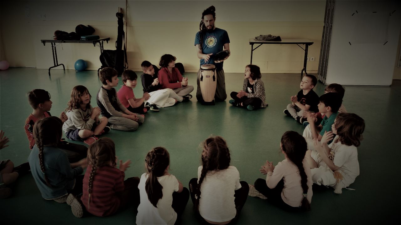 stage enfants capoeira toulouse